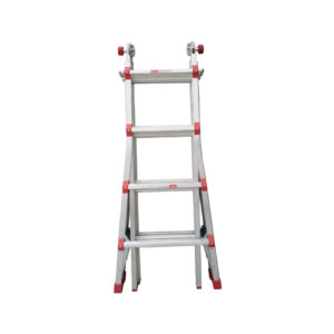 Tradecraft 17 feet Aluminum Multi-Task Ladder