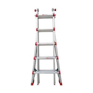 Tradecraft 21 feet Aluminum Multi-Task Ladder