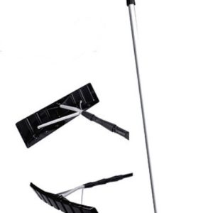 21′ Telescoping Snow Shovel Roof Rake